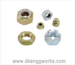 Nuts fasteners manufacturers exporters in india punjab
