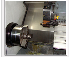 Gears Manufacturing on CNC Lathe