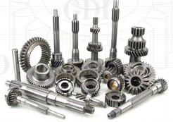 Engine Gear Shafts